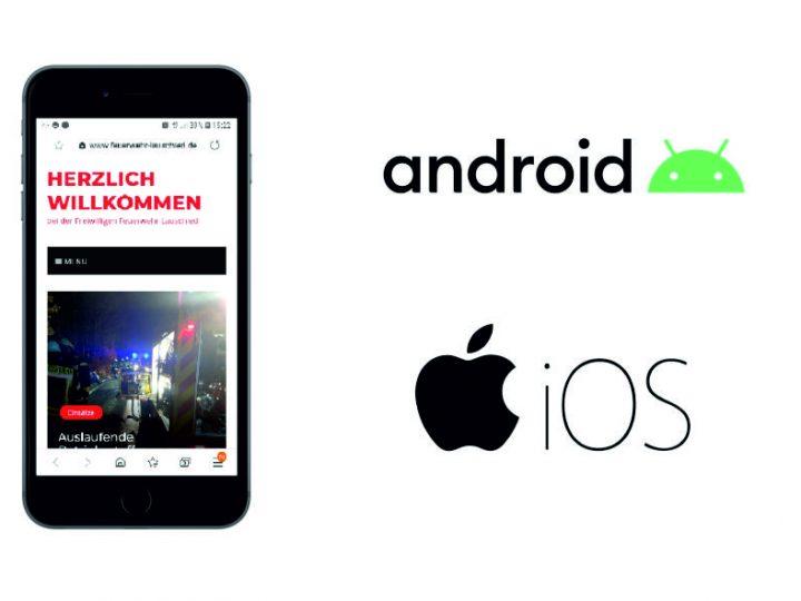 Für mobile Anwendungen optimiert