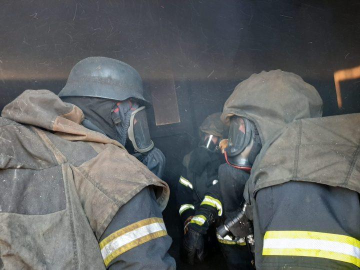 Heißausbildung für Atemschutzgeräteträger